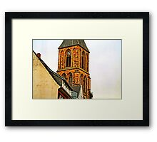 There's Still Time Framed Print