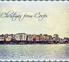 Happy Christmas from Corfu ... Greece by fruitcake