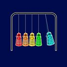 Dalek Cradle by BlueShift