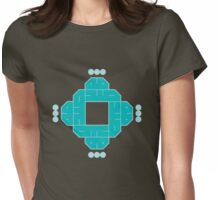 Sudfa (synchronicity) Womens Fitted T-Shirt