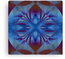Groove Under the Moon Canvas Print