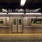 Subway, NYC by jimmylu