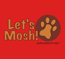 Let's Mosh by TheHappyPup