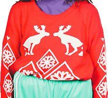 Christmas Miranda by TimonPower77