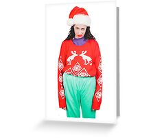 Christmas Miranda Greeting Card