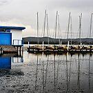 Boathouse by Chris Brunton