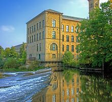 Salts Mill 2 by Colin  Williams Photography