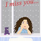 I miss you by Marishkayu