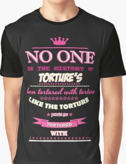 Crowley Torture Graphic T-Shirt