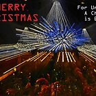 Christmas star card by cclaude