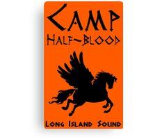 Camp Half Blood - Long Island Sound Canvas Print