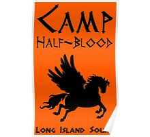 Camp Half Blood - Long Island Sound Poster