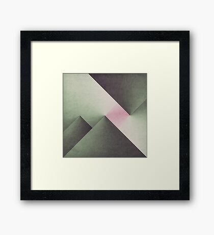 RAD XXI Framed Print