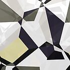 Abstract Polygons 213 by Christopher Johnson