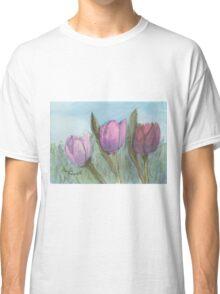 Three Tulips  Classic T-Shirt