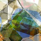 Abstract Polygons 221 by Christopher Johnson