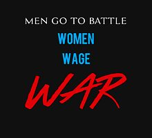 A war not won on the battlefield... Unisex T-Shirt