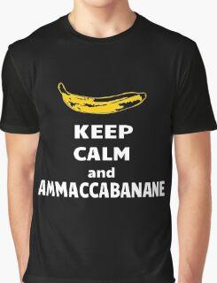Ammaccabanane Graphic T-Shirt