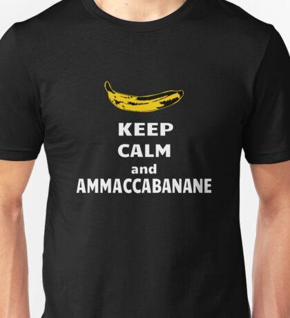 Ammaccabanane Unisex T-Shirt