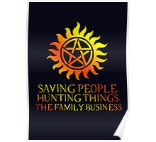 The Family Business III Poster