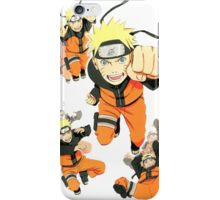naruto shadow iPhone Case/Skin