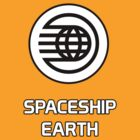 White Dot Spaceship Earth by AngrySaint