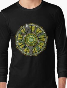 The Company of Nine (LOTR) Long Sleeve T-Shirt