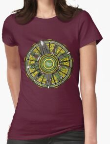 The Company of Nine (LOTR) Womens Fitted T-Shirt