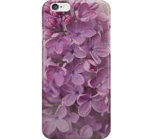 senteur de lilas iPhone Case/Skin