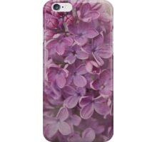 senteur de lilas iPhone Case/Skin