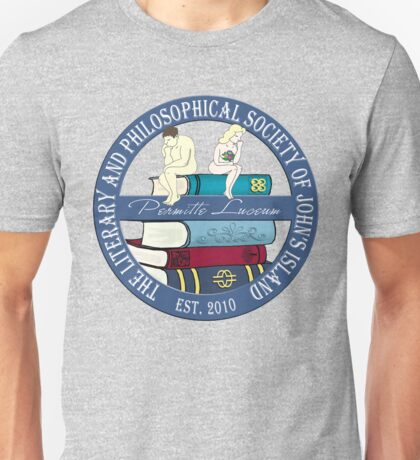 The Literary & Philosophical Society of John's Island Tee Unisex T-Shirt