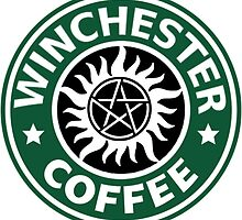 Winchester Coffe by WinchesterYou