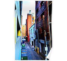 Denver Alley #2 Poster