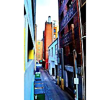 Denver Alley #2 Photographic Print