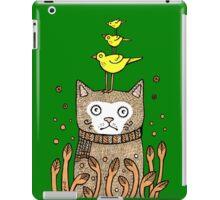Bird Bother iPad Case/Skin