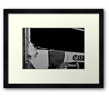 Office Depot Gone #3 Framed Print