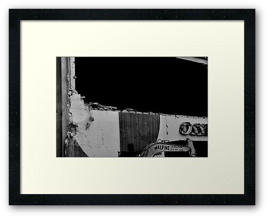 Office Depot Gone #3 by Jake Kauffman