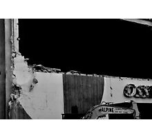 Office Depot Gone #3 Photographic Print