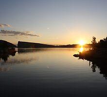 Sunrise Alcova  by wyodew