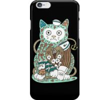 The Ships Cat iPhone Case/Skin