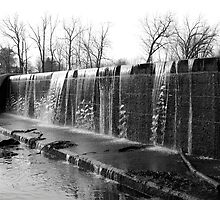 Water over the Dam by jclegge