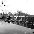 How Buckman Mill Dam by jclegge