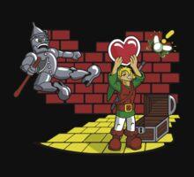 Heart Attack (Full Color Version) T-Shirt