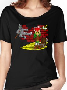 Heart Attack (Full Color Version) Women's Relaxed Fit T-Shirt