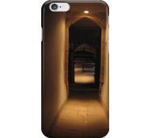 Down the Corridor iPhone Case/Skin