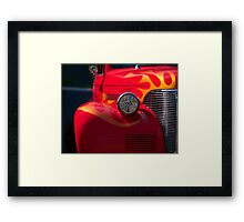 1939 Chevy Coupe Framed Print