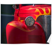 1939 Chevy Coupe Poster