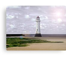 Lens Flare Pop 3 Canvas Print