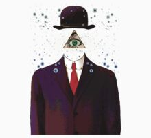 The Son of All Seeing Eye Kids Clothes