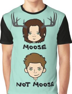NOT MOOSE Graphic T-Shirt
